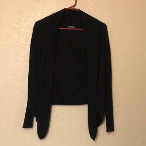 Women's Express Black Cardigan Size XS